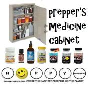 Prepper's medicine cabinet -medical supplies for long term survival