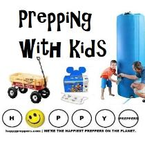 Prepping with kids, getting your kids started prepping
