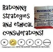 Rationing strategies and ethical considerations