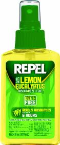 Repel gets rid of ticks too