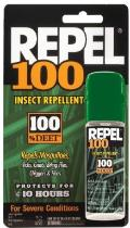 Repel with Deet