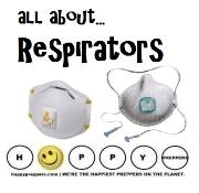 Respiratory equipment for preppers