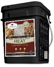 Rice and Meat Bucket