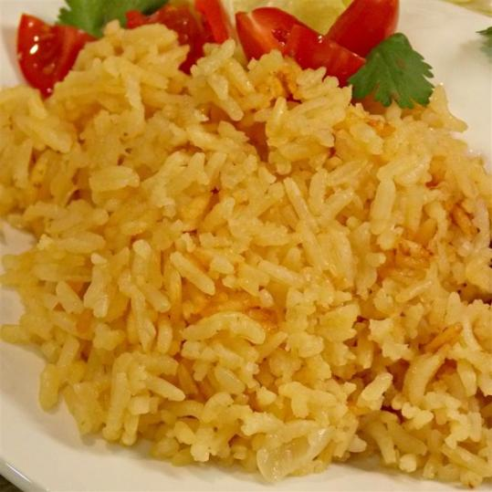 Mexican Rice Recipe with bouillon