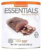 Emergency Essentials Roast Beef