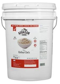 Rolled oats bucket