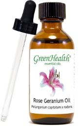 Capitatum Radens (rose geranium oil) repels ticks