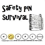 Safety Pins for Survival