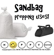 Sadbags prepping uses