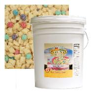 Saratoga Farms bucket - berry crunchy cereal