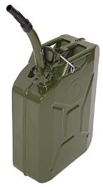 Military Style Gas tank