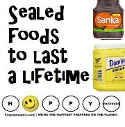 Sealed Foods to last a lifetime