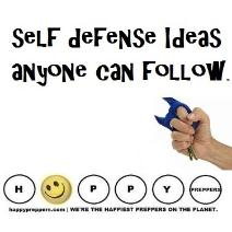 Self defense Ideas anyone can fallow