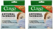 Facemasks - antiviral bird flu and swine flu