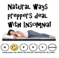 Natural ways preppers deal with insomnia