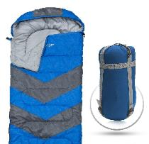 Four season compression sleeping bag