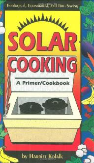 Solar cooking cook-book