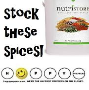 Spices for preppers - 16 spices to stockpile