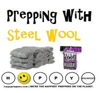 Prepping with steel wool