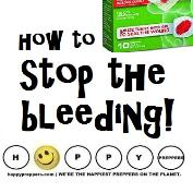 How to stop the bleeding