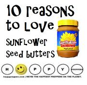 10 reasonst o love sunflower seed butters