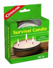 Survival candle