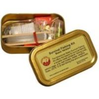 Survival fishing tin