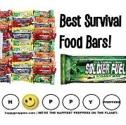 Best Emergency Survival Food Bars