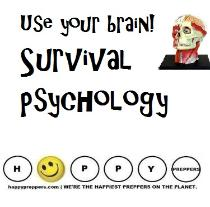 Survival Psychology Use your brain to survive