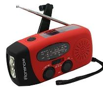 Best selling survival hand-crank radio