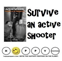 How to a prepper can survive an active shooter