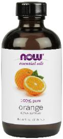 Now Foods sweet orange essential oil