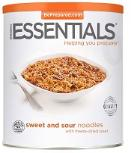 sweet and sour noodles Provident Pantry | Emergency Essentials
