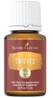 Thieves essential oil bottle gets updated design