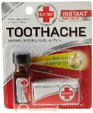 Toothache kit