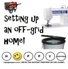 Top ten off-grid tools for setting up an off grid home