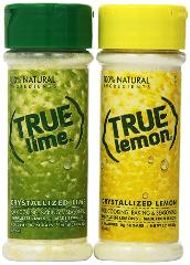 True lemon and lime shakers