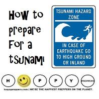 How to prepare for a tsunami