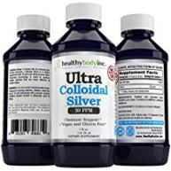 Ultra colloidal silver