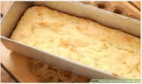 Unleavened bread loaf