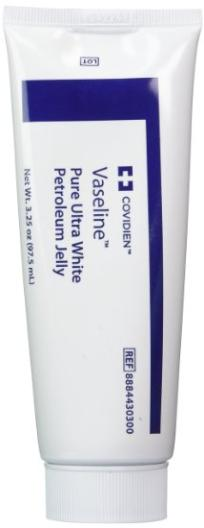 Vaseline Pure ultra white petroleum jelly