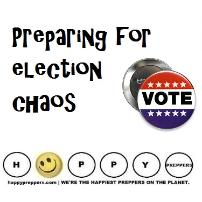 Emergency preparedness for elections