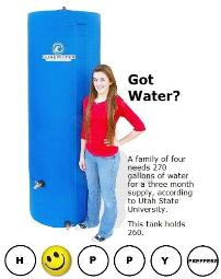 Surewater is made in the U.S. A.