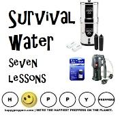 Survival Water - Seven Lessons