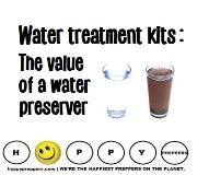 Water treatment kits and the value of a water preserver