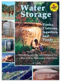 Guide to Water Storage tanks, cisterns, aquifiers and ponds