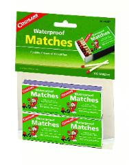 Coghlan's waterproof safety matches