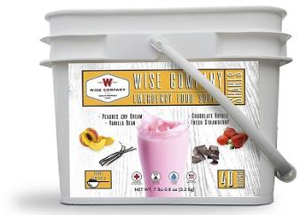 Wise Foods shakes